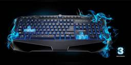 Teclado gamer Warriors Dalek 167