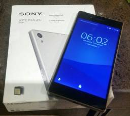 Sony Xperia Z5 Dual Dourado E6633 Resistente a água