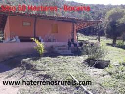 Sítio 50 hectares - Bocaina - Sítio Águas Verdes 83 hectares