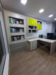 Home office  ou  dormitório guarda roupas - troca de show room