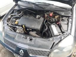 Renault Clio novo.