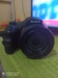 Câmera profissional SONY DSC HX300 bem conservada!