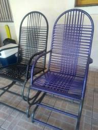Vendas 2 cadeira de balanço
