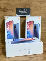 Redmi Note 9 Pro 128gb/6 ram NOVO