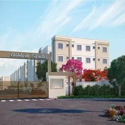 Alugo apartamento novo no Castelo de Gibraltar!!Agende uma visita e confira já