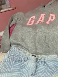 Casaco Gap Kids semi novo tamanho L