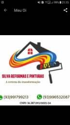 SILVA REFORMAS E PINTURAS