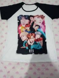 Camiseta bts nova kpop army