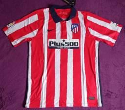 Camisa do Atlético de Madrid promoção (disponível: GG)