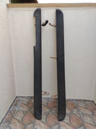 Estribo Lateral S10 Cabine Dupla ( usado e recuperável )