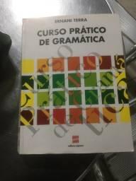 Título do anúncio: livro Curso Pratico de gramática