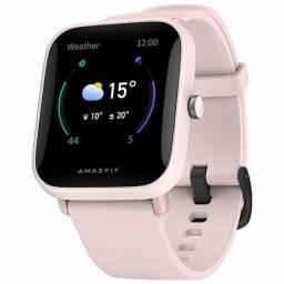 Smartwatch Amazfit Basic Bip U Pro - Rosa
