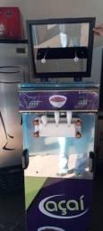Título do anúncio: Maquina de Sorvete e açaí