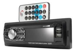 Som Automotivo Knup Com Bluetooth KP-C33BH