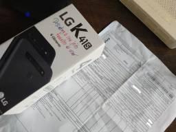 LG K41 S - Novo lacrado