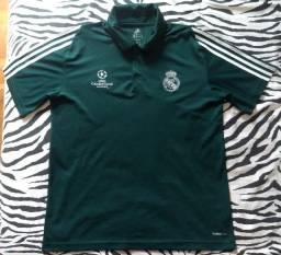 Linda camisa Passeio Real Madrid. Original.