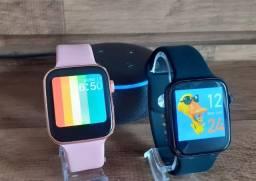 Relogio Smartwatch T900 Ld5 44mm Novo Disponível