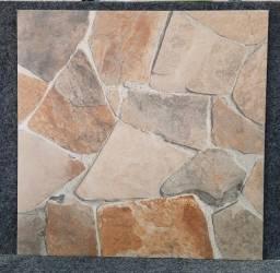 Título do anúncio: Piso Bold Antideslizante Piedra 61x61 Bold- Lume.