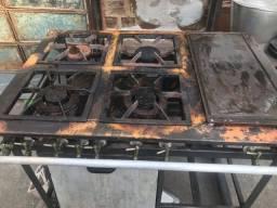 Título do anúncio: Fogão com forno