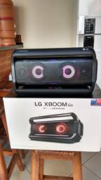 Caixa de Som LG Xboom Go PK7 Bluetooth