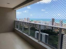 Apartamento com 4 quartos à venda, 130 m² por R$ 860.000 - Miramar - João Pessoa/PB
