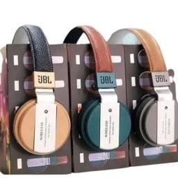 Headphone JB55 Bluetooth Microfone Headset