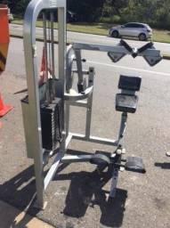 Equipamento Musculação ABS (Abdominal) marca Life Fitness - Goiânia-Goiás
