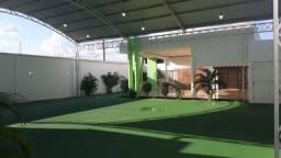 Alugo Casa com GALPÃO e SALÃO no Carana