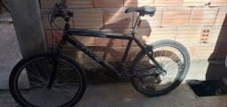 Vendo bike muito nova