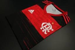 Camisa Flamengo Jogador 2021 ! patch de campeão brasileiro
