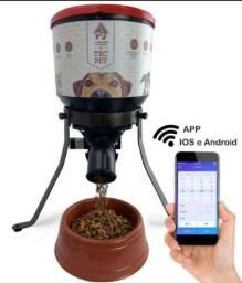 Título do anúncio: Alimentador Automatico Wifi Caes,gatos,comedouro,comedor