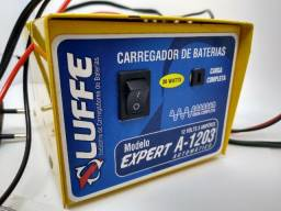 Carregador de Bateria Luffe 12v 3Ah