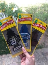 Aromatizante de carro little trees importado dos Estados Unidos