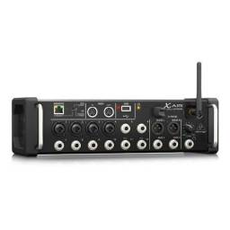 Xr12 Mixer Digital Behringer , interface Áudio console e Mixer Lacrado Serial Number