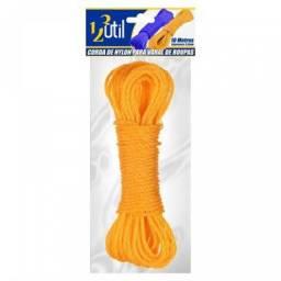 (WhatsApp) corda de nylon p/ varal 10 m- 123util