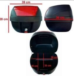 Hobbies Baú Moto Para 1 Capacete Smart Box 2 28 Litros + Base de Fixação Coleções
