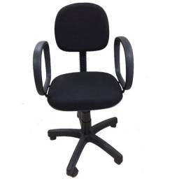 Cadeiras Secretaria Giratórias Nova Com Braços e Sem Braços Espuma Injetada Home Office