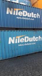 Container dry e hc padrão