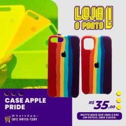 Case Apple Pride - Diversos modelos!