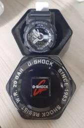 Relógio Cásio G Shock ga 110 Novo Automático Funcional Premium Disponível