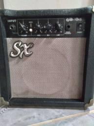 Caixa para guitarra SX Semi nova
