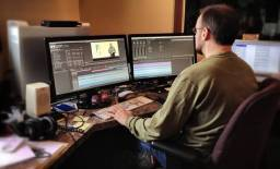 Editor de vídeo profissional
