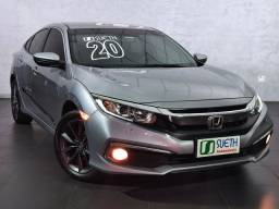 Título do anúncio: HONDA Civic Sedan EXL 2.0 Flex 16V Aut.4p