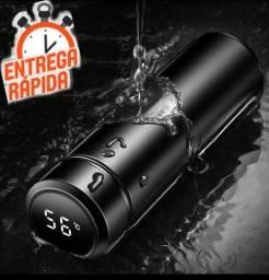 Garrafa térmica NOVO com visor led 500ml ENVIO IMEDIATO garrafa café água chá
