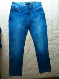 Calça jeans masculina stretch