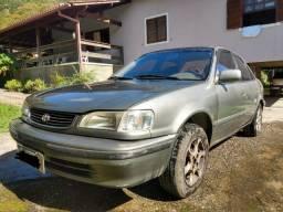Título do anúncio: Toyota Corolla XEI Automático 2001 GNV