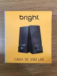 Caixa de Som Bright 1W
