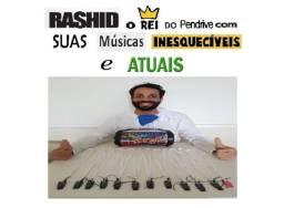 Rashid o rei do pen drive com suas músicas inesquecíveis e atuais