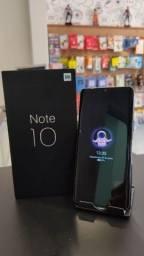 Xiaomi Mi Note 10, com caixa e todos os acessórios Originais!!