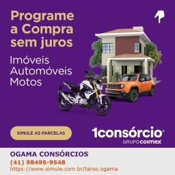 Consórcio Auto/Moto/Imóvel/Cirurgia Plástica